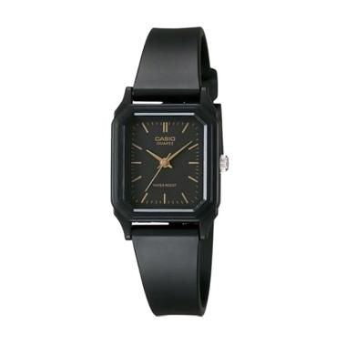 Casio Ladies Sporty Jam Tangan Wanita Original - LQ-142-1EDF Hitam