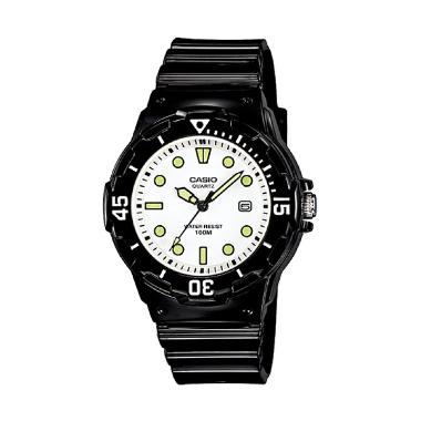 Casio Ladies Watch LRW-200H-7E1V Jam Tangan Wanita - Black