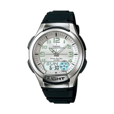 Casio Man Combination AQ-180W-7BVDF Jam Tangan Pria