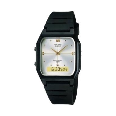 Casio Man Combination AW-48HE-7AVUDF Putih Jam ...