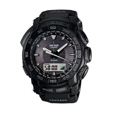 Casio Protrek PRG-550-1A1DR Hitam Jam Tangan Pria