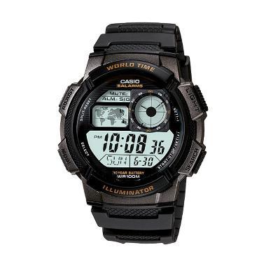 Jam Tangan CASIO AE-1000W-1A Jam Tangan Pria Casio