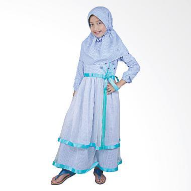 Catenzo Junior CBV 002 Saniyya Setelan Muslim Anak