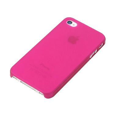 Caze Zero5 Casing for iPhone 4 - Pink Matte