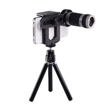 CCC 8x Lens Zoom Telescope with Min ... od Lensa for Mobile Phone