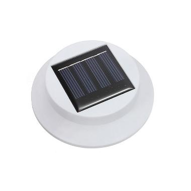 CCC Solar LED Fence Light Outdoor Garden Lampu Taman