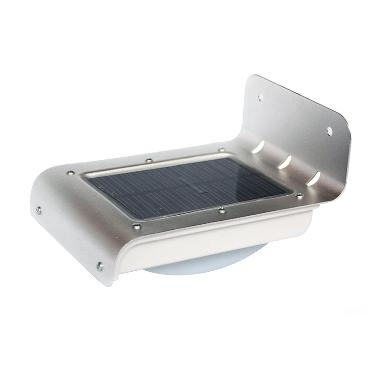 CCC Solar Wall with Sensor Suara [16 LED]