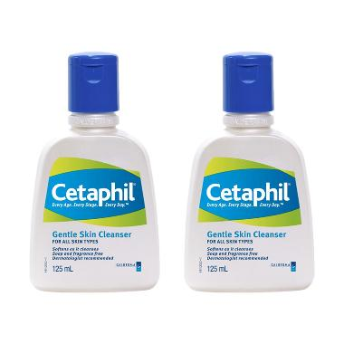 Pay 1 For 2 Cetaphil Gentle Skin Cleanser For All Skin Types [125 ML]