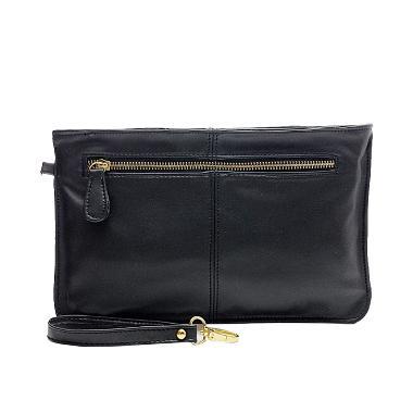 Ceviro Ueno Clutch Bag - Black