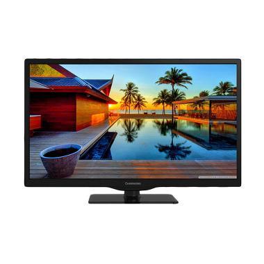 Changhong 24D1000F TV LED - Hitam [Khusus Kota Tertentu Di Jawa Timur]
