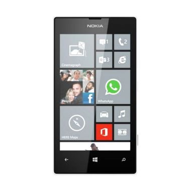 Nokia Lumia 520 Putih Smartphone