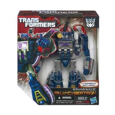 "Hasbro Transformers Generations Fall Of Cybertron ""Soundwave"""