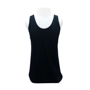 Chicford Children Vest Black T-Shirt