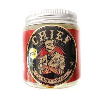Chief Pomade Oil Wax Based Minyak Rambut [3.75 oz / 105 g]