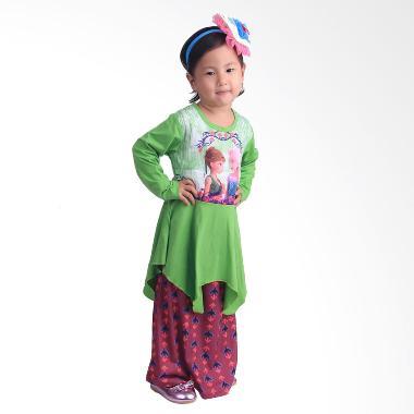 Gamis Batik Anak Terbaru Di Kategori Pakaian Anak Perempuan Blibli Com