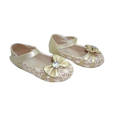 harga Chloe Babyshop Shoes Hello Kitty S128 Sepatu Anak - Gold Blibli.com