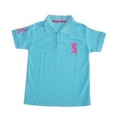 Chloe Babyshop Tshirt Polo Eagle Blue