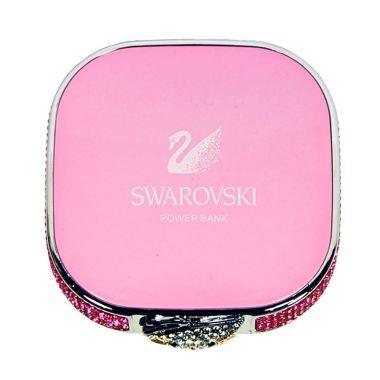 Jual Swarovski Pink Power Bank [12.000 mAh] Harga Rp 261250. Beli Sekarang dan Dapatkan Diskonnya.