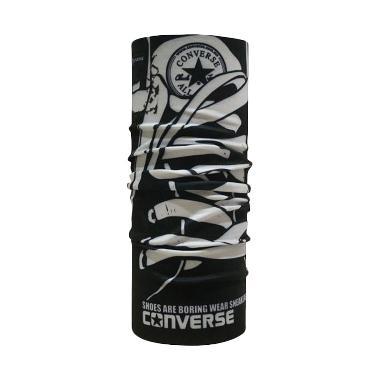 CK Bandana 1604008 Buff Masker Multifungsi - Motif Converse