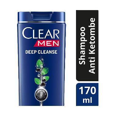 CLEAR MEN Deep Cleanse Shampoo [170 mL/21136509]