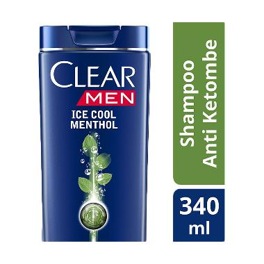 CLEAR MEN Ice Cool Menthol Shampoo [340 mL/21136516]