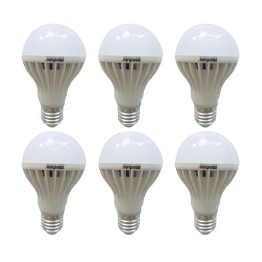 MODULO Putih Lampu LED [9 Watt/6 Pc ...