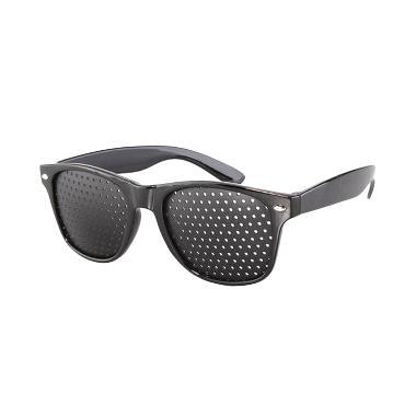 GilboyStore Kacamata Pinhole Alat Terapi Kesehatan Mata