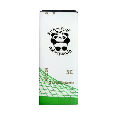 Baterai/Battery Double Power Double Ic Rakkipanda Honor 3C [4500mAh]