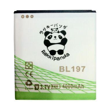 Baterai/Battery Double Power Double Ic Rakkipanda Lenovo A800 / S720 / Lenovo BL197 [