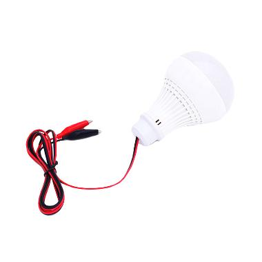Cmos Bulb Lampu LED - Putih [5 W/DC 12 V]