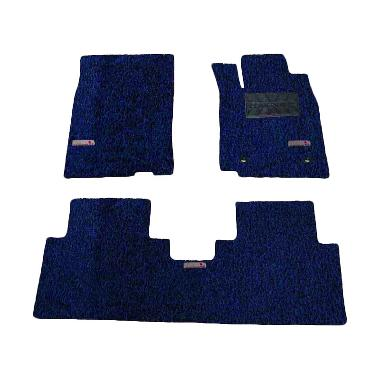 Comfort Carpet Black Blue Karpet Mobil untuk Honda All New Altis
