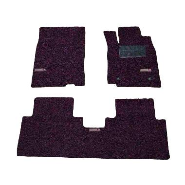 Comfort Carpet Purple Black Karpet Mobil untuk Honda All New Altis