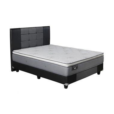 Comforta Super Dream Komplit Set Springbed [90x200/Khusus Jabodetabek]