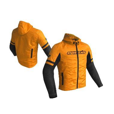 Contin Suave Jaket Motor - Orange