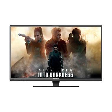 Coocaa 19E510 TV LED - Hitam [19 Inch]