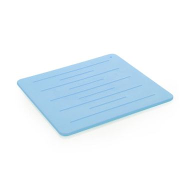 CH Silicone Trivet Blue