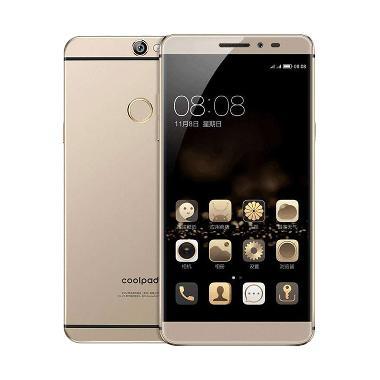 Coolpad Max A8 Smartphone - Gold [4 GB/64 GB]