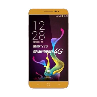Coolpad Sky E501 Smartphone - Gold