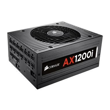 harga Corsair AX1200i Digital ATX Power Supply [1200 Watt/80 PLUS Platinum Certified/Fully Modular PSU] Blibli.com