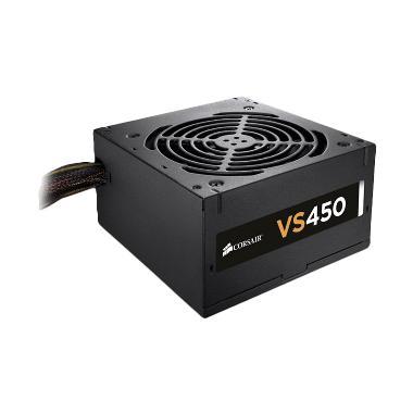 harga Corsair VS450 Power Supply - Hitam [450 W/CP-9020096-EU] Blibli.com