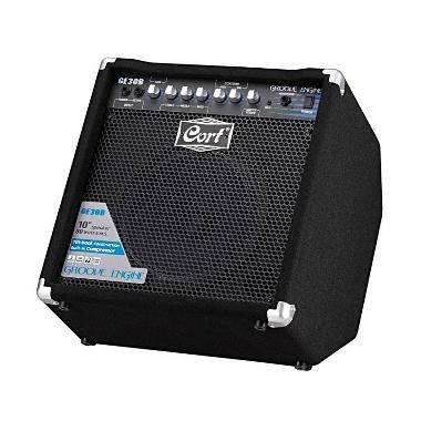 harga Cort GE30B Guitar Bass Amplifier - Black [30 W] Blibli.com