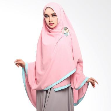 Jual Jilbab Warna Pink Terbaru Harga Murah Bliblicom