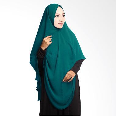 Cotton Bee Khimar Draperry Hijab syar'i - Tosca