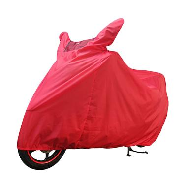Cover Super Cover Motor Merah [Large]