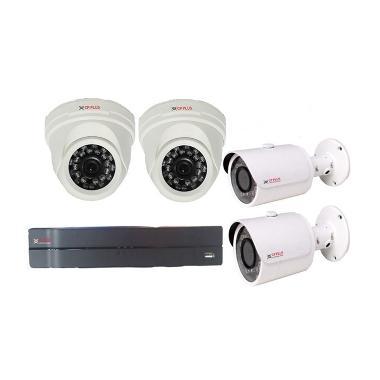 CP Plus Paket 4 Camera CCTV