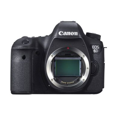 Canon EOS 6D Body Only WiFi Kamera  ...