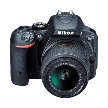 Nikon D5500 Kit 18-55mm VR II Kamera DSLR