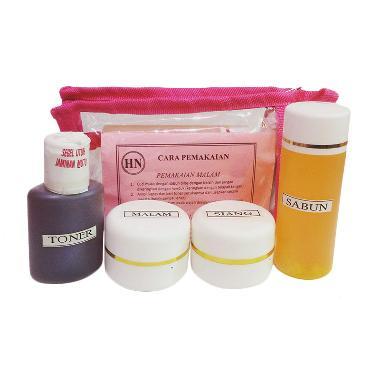 HN Paket Cream Pemutih Wajah [15 g]