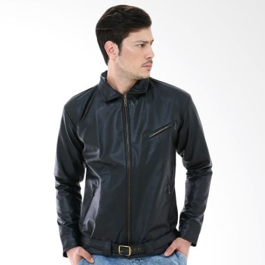 Crows Denim A-7 Black Jaket Pria    ...
