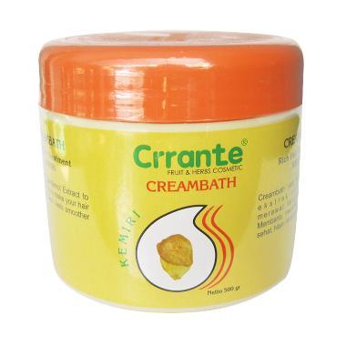 Crrante Creambath Kemiri Perawatan Rambut
